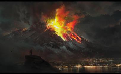Project Hephaestus - Eruption by freelex30