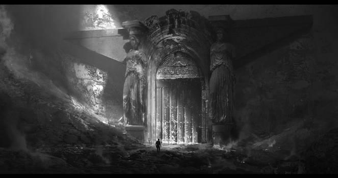 Project Hephaestus - The Door