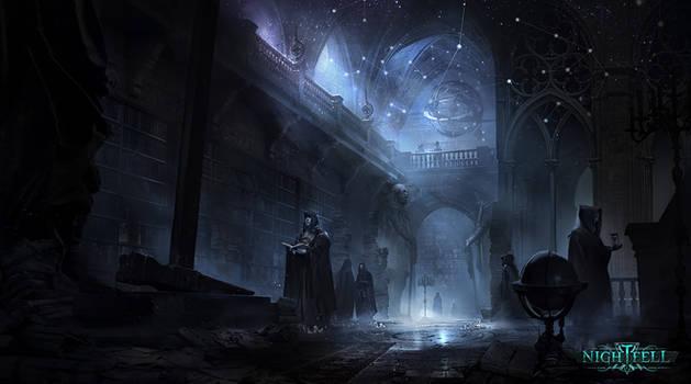 Temple of Truths - Nightfell