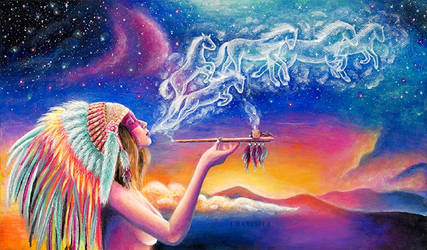 Spirit by umantsiva