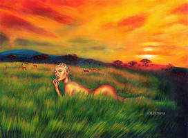 Savanna by umantsiva