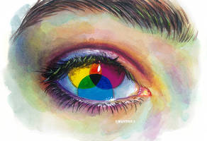 Eye of an artist by umantsiva
