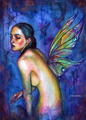 Fairy by umantsiva