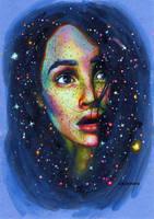 Shooting star by umantsiva