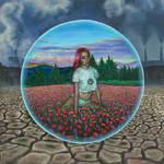 In the bubble by umantsiva