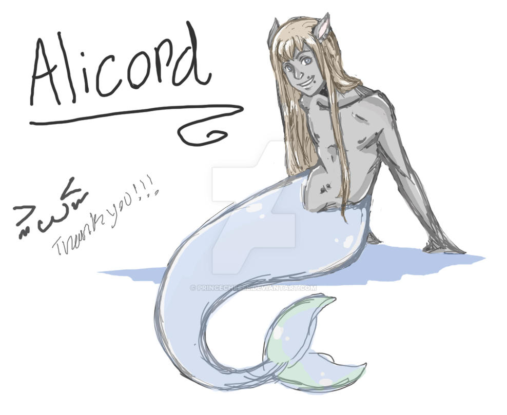 Alicord For 50 by empressofcheese