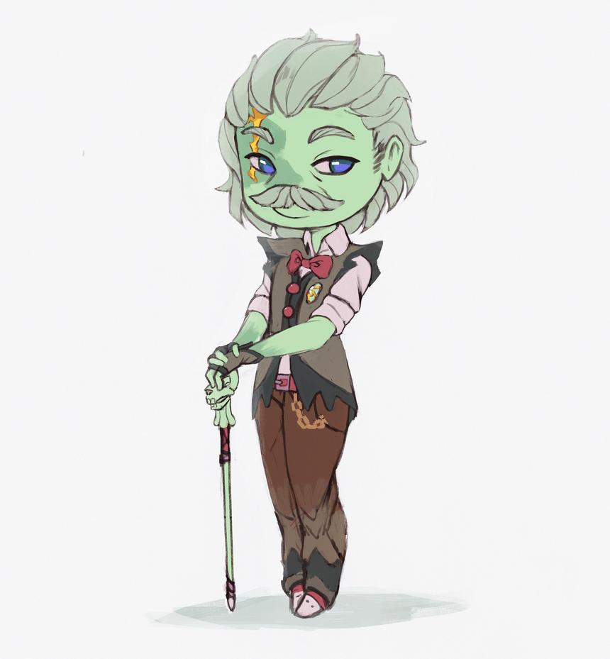 Captain Sir Jade by PrinceCheese
