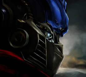 Optimus Prime by ArchXAngel20