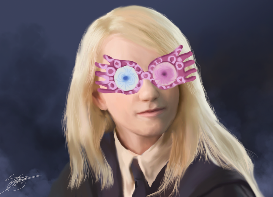 photo about Luna Lovegood Glasses Printable named Pictures of Luna Lovegood Gles -