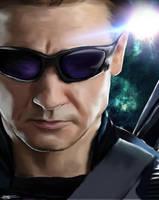 Hawkeye - Avenger series by ArchXAngel20