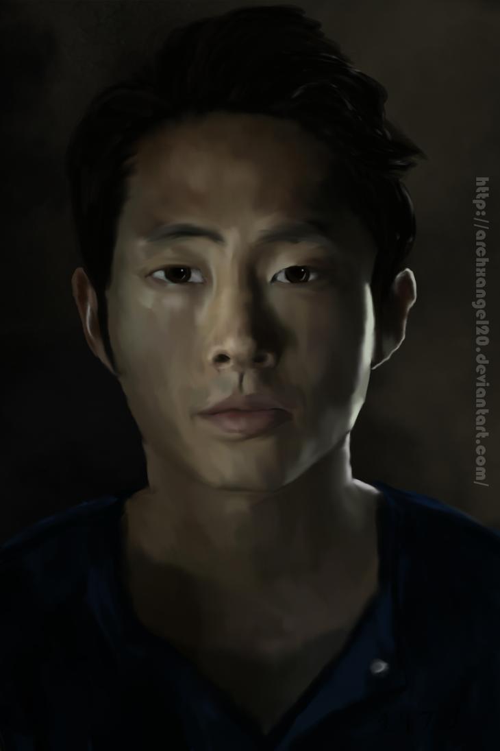 The walking Dead - Glenn 2 by ArchXAngel20