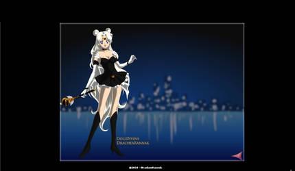Sailor Moon OC: Selene