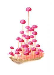 Mushrooms by justeIrene