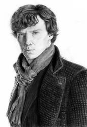 Sherlock by Tacoly