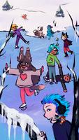 Arctic Fight: Skating