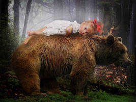Masha and the Bear by ABRORA