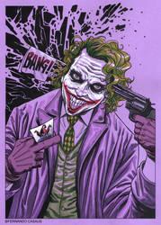 Joker by fercasaus