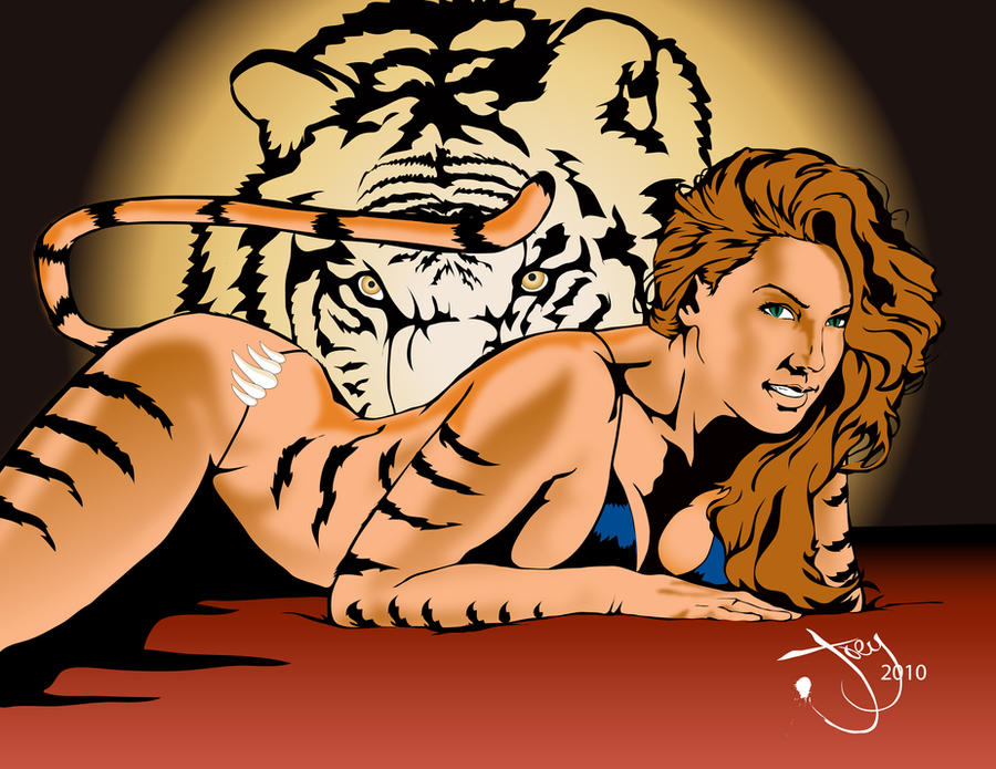 Tigra by JOEYDES