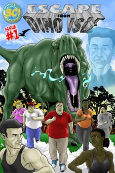 Dino Isle cover