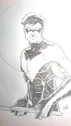 Dick Grayson, Nightwing