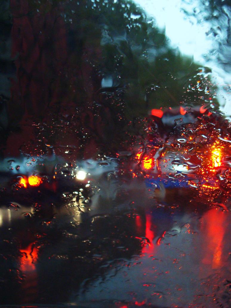 Alguna calle, algun dia, cuando la lluvia... by KILEZABALA