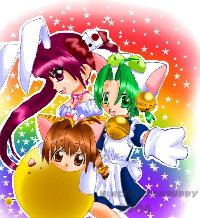 Download anime di gi charat nyo