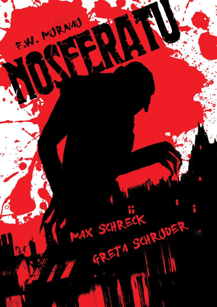 Nosferatu poster 1922 by joaoMachay on DeviantArt