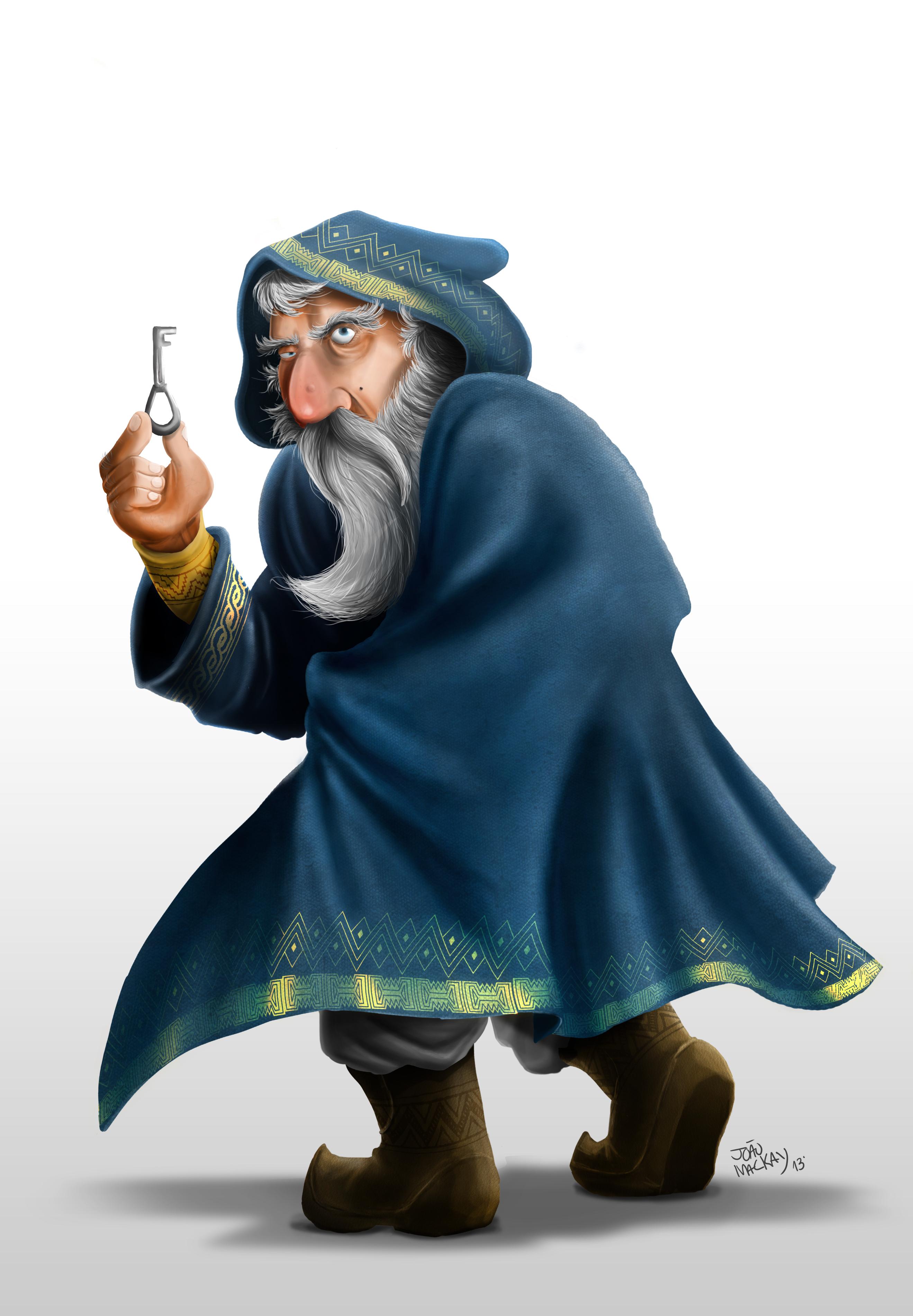 Thorin Oakenshield - The Hobbit by joaoMachay