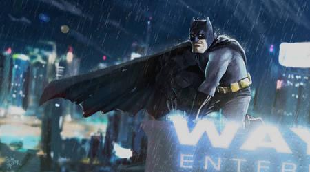 Bat by joaoMachay