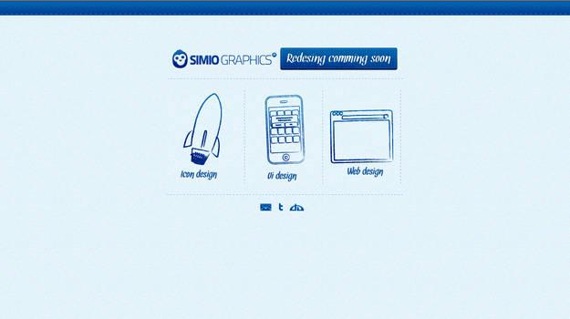 Simiographics.com Redesign
