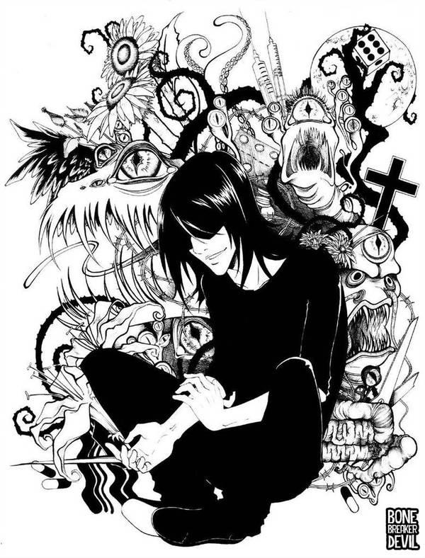 neurotic by bonebreakerdevil