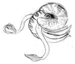 Flatbook: Octilus by mermaidshells