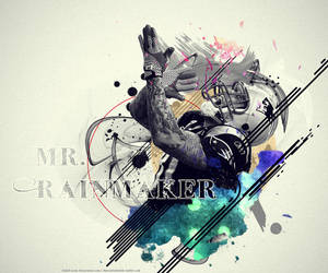 Mr. Rainmaker by faded-ink