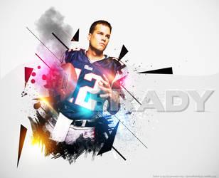 Brady by faded-ink