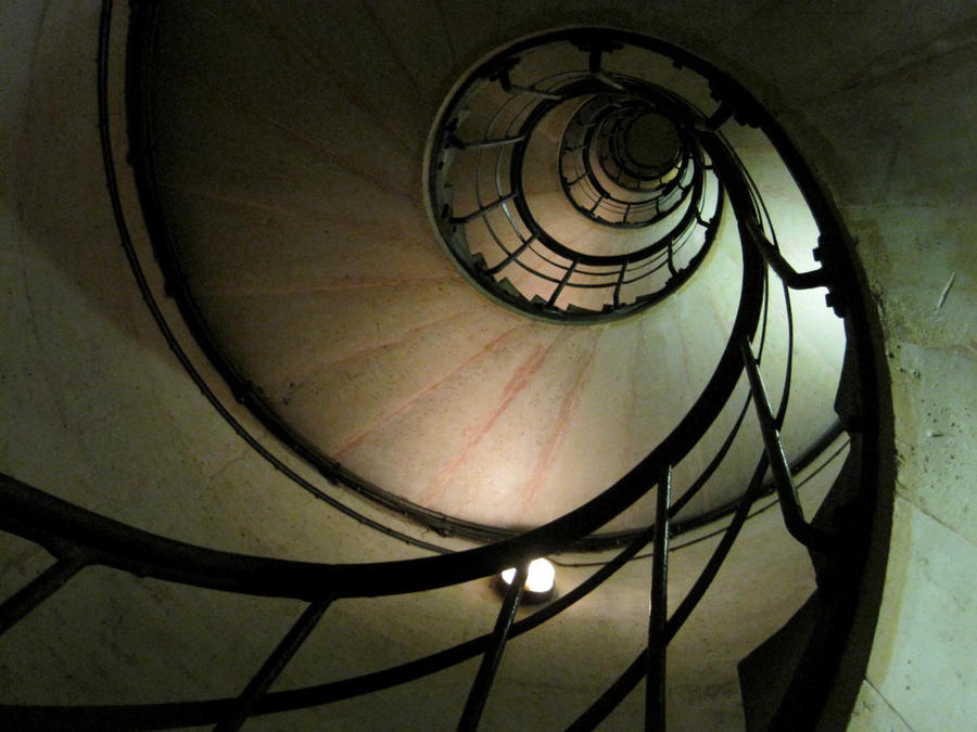 Escalier en colimacon by migitekazumi on deviantart - Escalier en colimasson ...