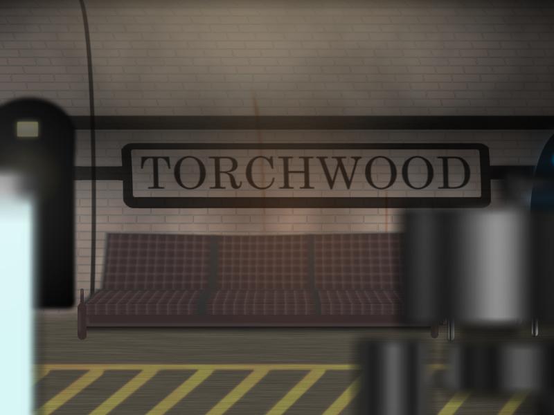 Torchwood Hub