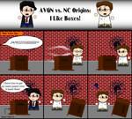 AVGN vs. NC Origins 1