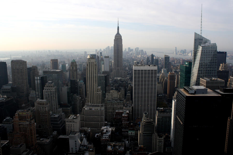 Top of the Rock--Day
