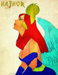 Hathor Disney by ditabarnett