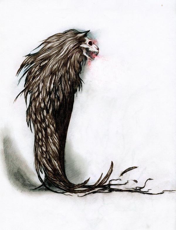 ghostkeeper by Kuroi-kisin