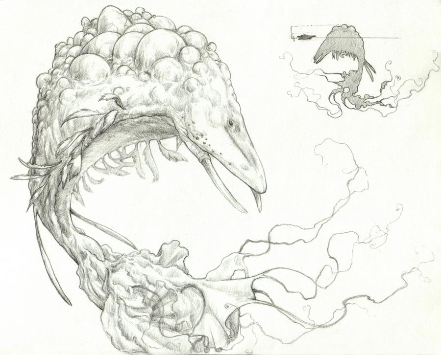 Leviathan by Kuroi-kisin