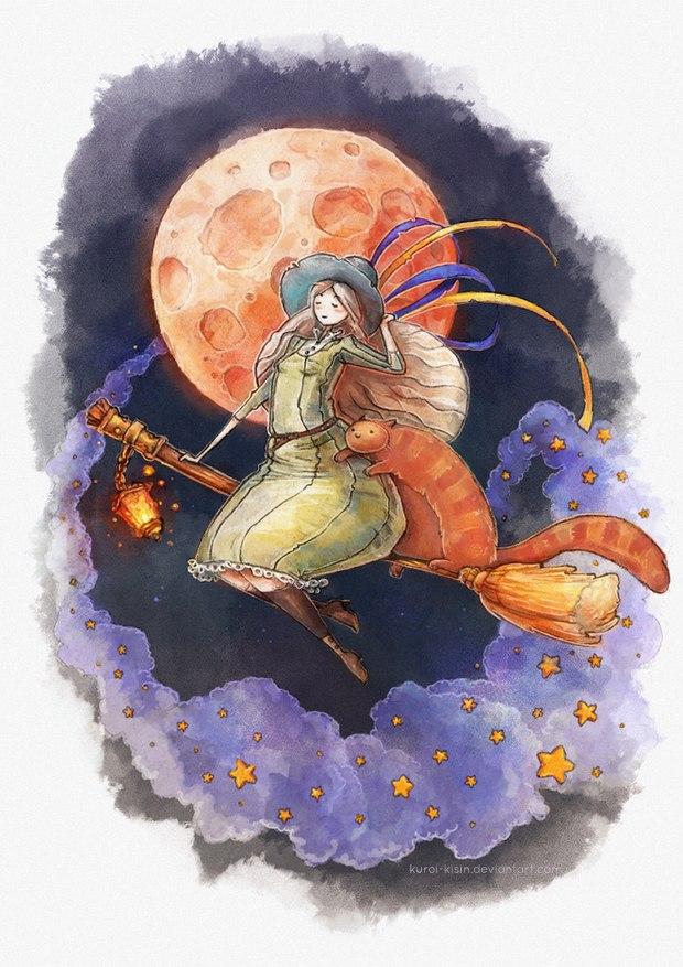 Moonlight by Kuroi-kisin
