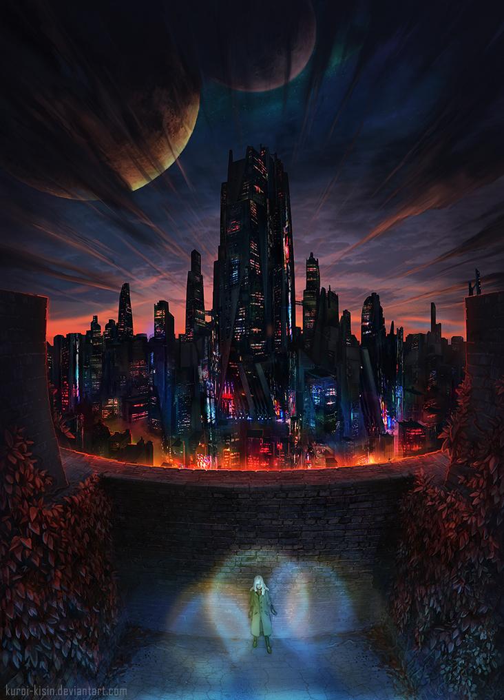 City by Kuroi-kisin