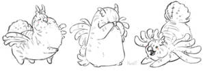 Comm: Parroty by Kuroi-kisin