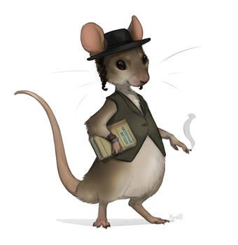 Comm: Mr.Mouse