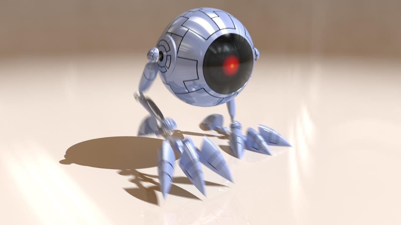 robot realiste