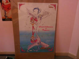 Chibiusa + Pegasus Poster