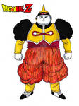 Android 19 (Age 767) (Dragon Ball Z)