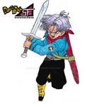 Xeno Trunks (Age 796) (Dragon Ball SF)