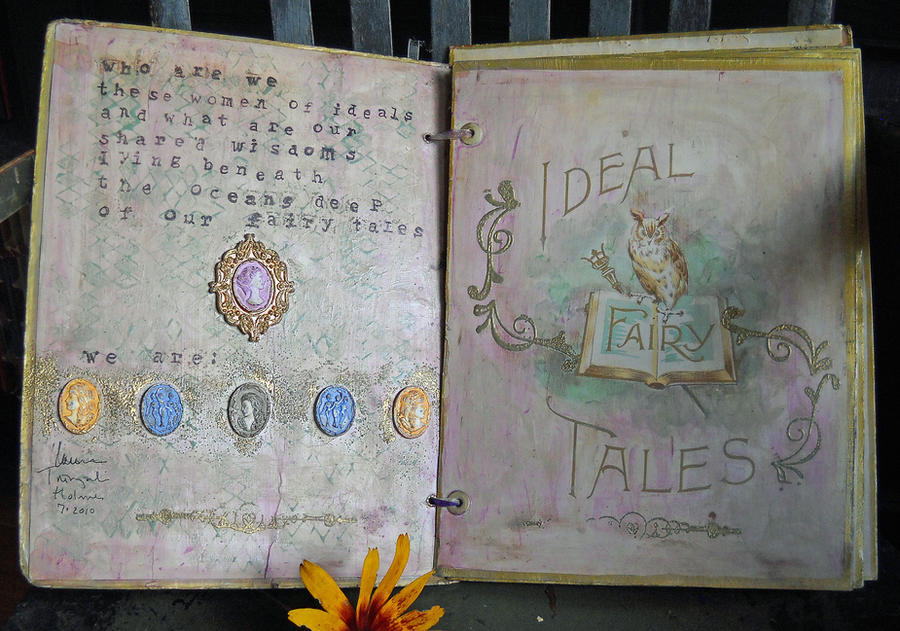 Ideal Fairy Tales Front Matter by LauraTringaliHolmes